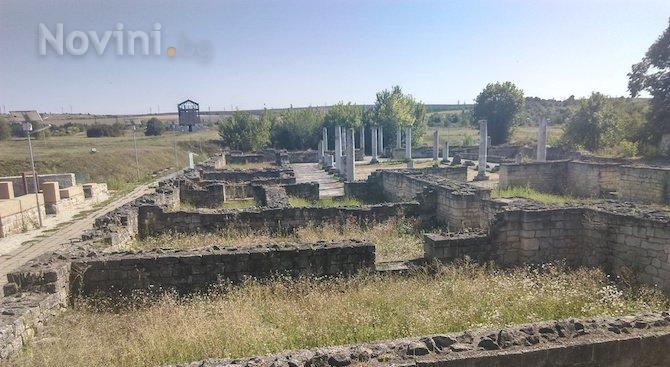 Абритус разкри древните си тайни (снимки)