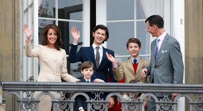 Николай - датският принц, който навърши 18 години