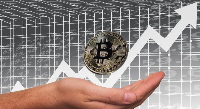 Пазарът на криптовалути удари исторически връх