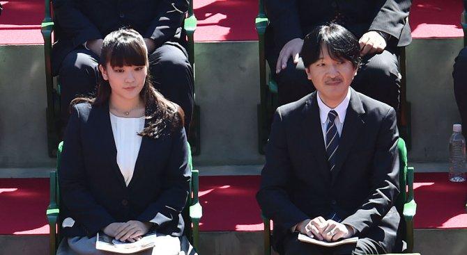 В Япония официално беше оповестен годежът на принцеса Мако