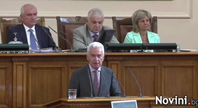 Волен Сидеров: Видя се, че сме отговорни, случиха се добри неща (видео)