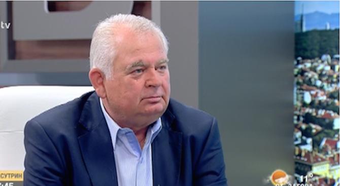 Ген. Кирчо Киров: Има голям проблем за националната сигурност