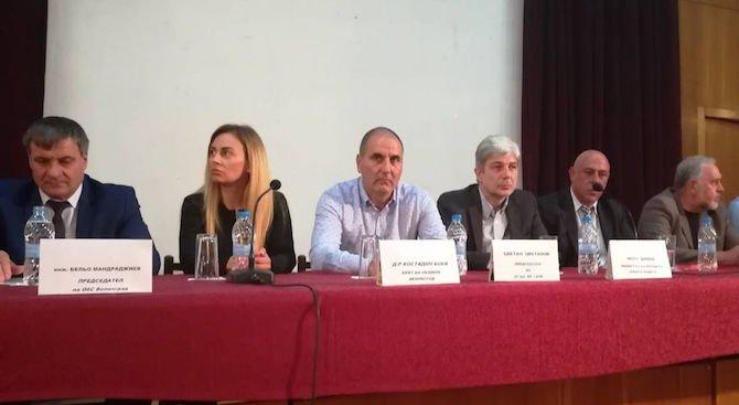 Нено Димов: МОСВ ще гарантира баланса между интересите на гражданите и бизнеса