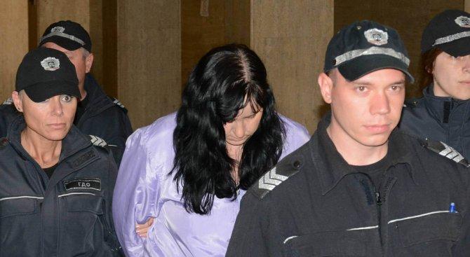 Акушерката Емилия Ковачева ще лежи 18 години в затвора