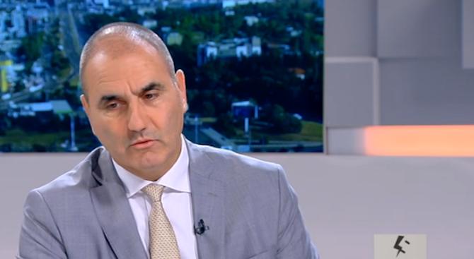 Цветан Цветанов: Недопустимо е да се връщаме във времена, които смятахме за отминали