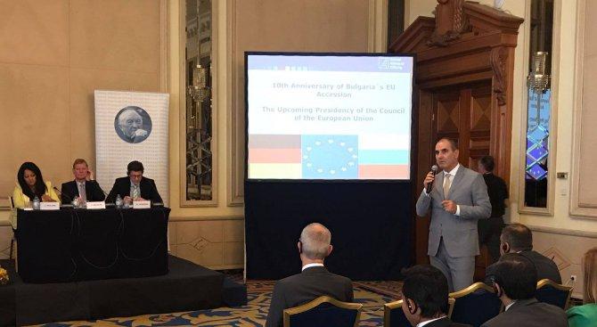 Цветанов: Западните Балкани могат да допринесат значително за сигурността на Европа (снимки)