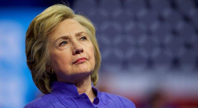 Хилари Клинтън: Бъдещето на САЩ е заложено на карта