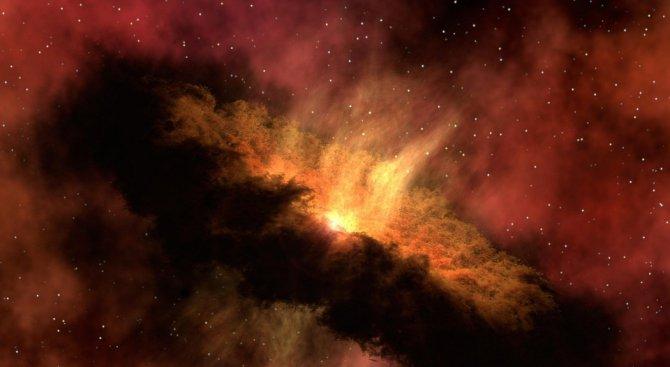 Учени съобщиха за бавната смърт на Вселената