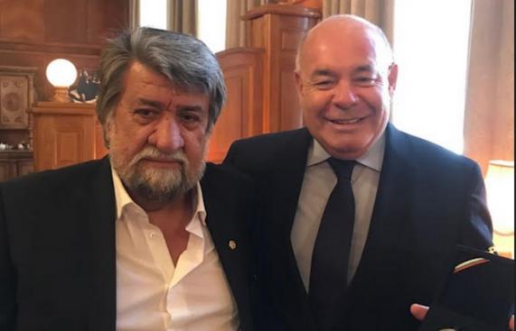 Вежди Рашидов се срещна в Москва със специалния президентски съветник Михаил Швидкой