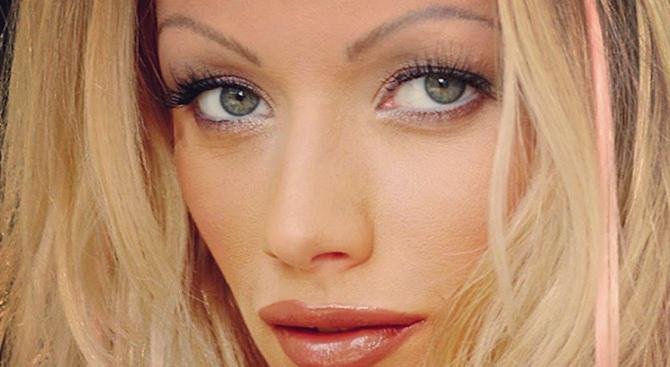 Бивша моделка на Playboy инсценира отвличането си
