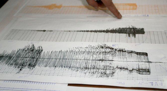 Земетресение разтърси района на Вранча