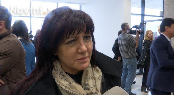 Цвета Караянчева: БСП е поела курс на въоръжена борба