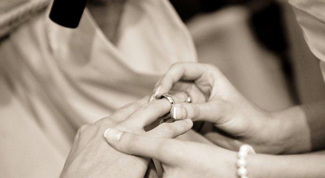 Жена и мъж, родени на една и съща дата в една и съща болница, станаха семейство