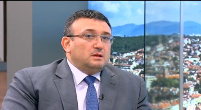 Младен Маринов: В момента във Враца се провежда специализирана операция, като има задържани (видео)