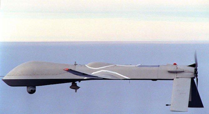 Безпилотен самолет на САЩ ликвидира 14 джихадисти в Източен Афганистан
