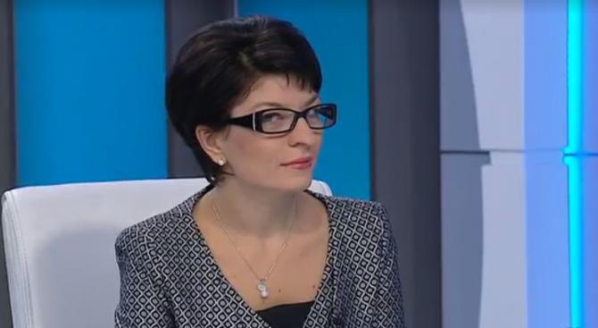 Десислава Атанасова за скандала с Антон Тодоров: Никой не може да си позволява да унижава (видео)