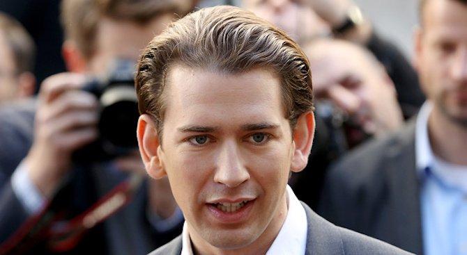 Народната партия на Себастиан Курц печели парламентарните избори в Австрия