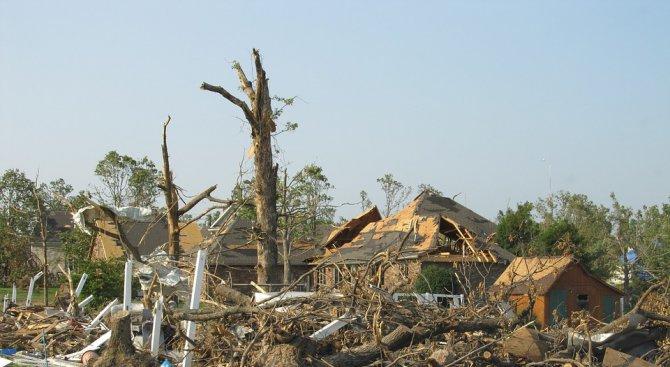 ООН: Природните бедствия оставят без подслон 14 млн. души годишно