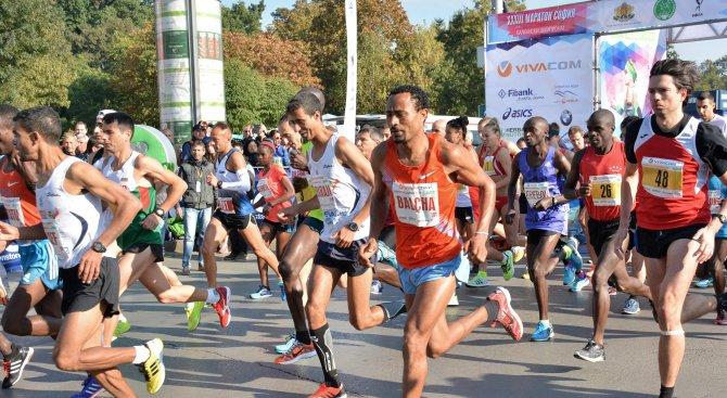 Софийският маратон променя движението в столицата днес