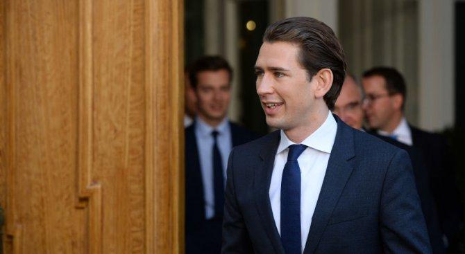 Австрийският президент ще възложи на Себастиан Курц да състави ново правителство