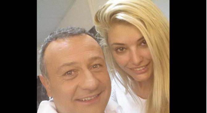 Рачков забрави Мария, замени я с едно от най-красивите лица в българския ефир (снимки)