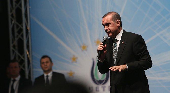 Реджеп Ердоган: САЩ не могат да се смятат за цивилизована страна