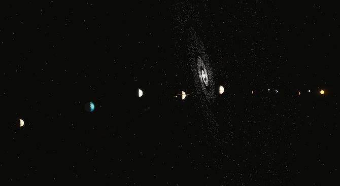 Тази нощ Уран ще се вижда без телескоп