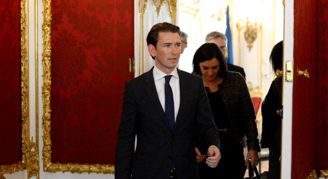 В Австрия започват преговори за съставяне на правителство