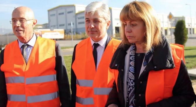 МОСВ предлага мерки за регионалното депо в Бургас