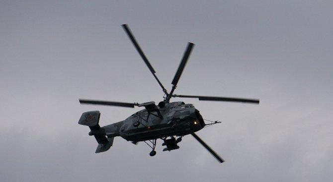 Руски хеликоптер се разби на норвежки остров (обновена)