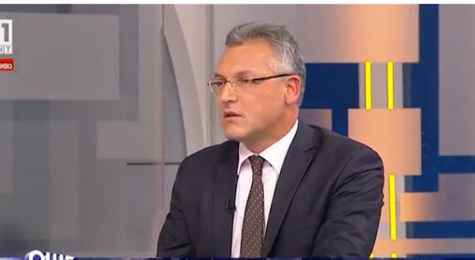 Валери Жаблянов: Подводните течения в БСП са надводни течения