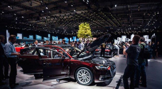 Audi с нов модел на всеки три седмици догодина