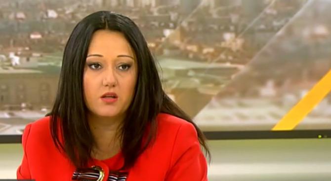 Лиляна Павлова: ГЕРБ е единствената партия, която се самопречиства, ако има проблем (видео)