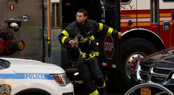 """Нападателят от Ню Йорк твърдял, че действал от името на """"Ислямска държава"""""""