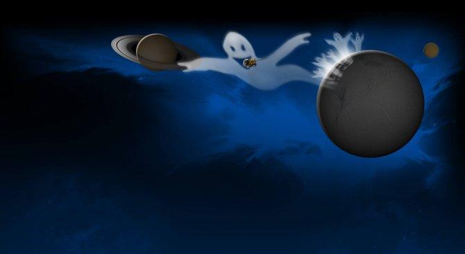 НАСА направи плейлиста с най-зловещите звуци от Космоса (аудио)
