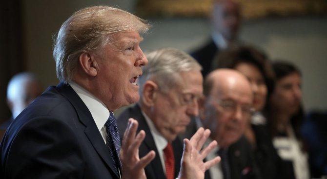 """Тръмп слага край на лотарията за """"зелена карта"""""""
