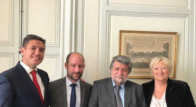 Вежди Рашидов: Комисиите по култура на европейските страни ще подкрепят българското европредседателс