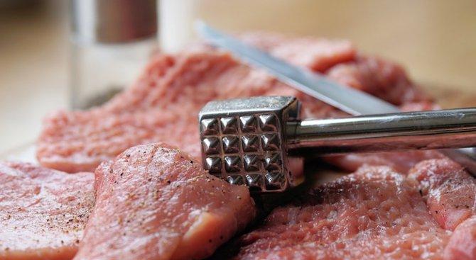 Българското месо е пълно с антибиотици според европейско изследване
