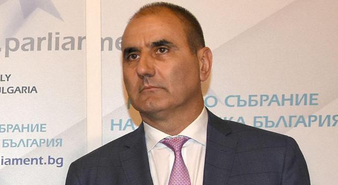 Цветан Цветанов ще открие изнесено заседание на вътрешната комисия в Русе
