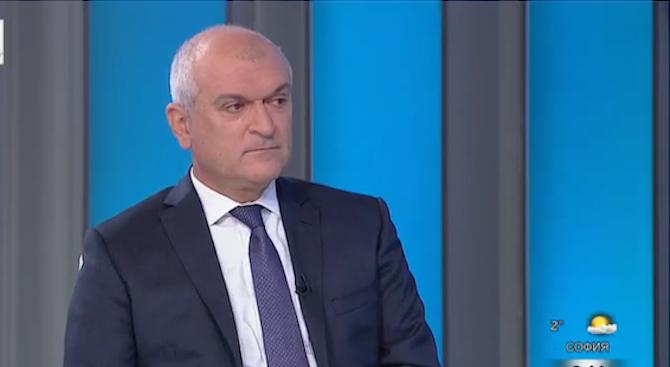 Димитър Главчев: Управлението е абсолютно стабилно и сигурно (видео)