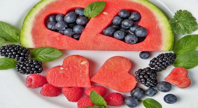 Храните, богати на антиоксиданти, понижават риска от диабет тип 2