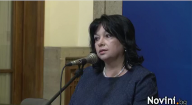 Министър Петкова: ЕСО получава над 1.2 млн. лв. безвъзмездно финансиране