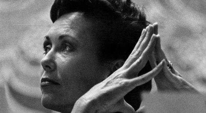 """Почина авторката на """"Моята тайна градина"""" Нанси Фрайдей"""