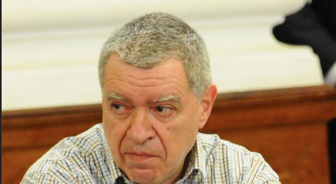 Проф. Константинов очерта мрачно бъдеще за България при назначаване на служебно правителство