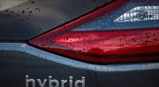 Значителен ръст на продажбите на хибридни автомобили у нас