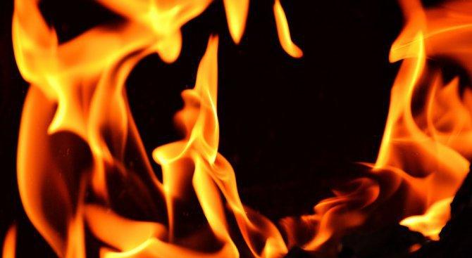 84-годишен мъж е открит мъртъв след пожар в къща в петричкото село
