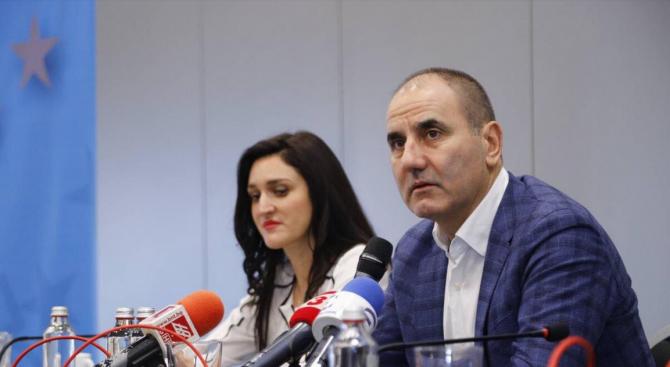 Цветанов: Не правим отстъпления чрез подаването на оставки (снимки+видео)