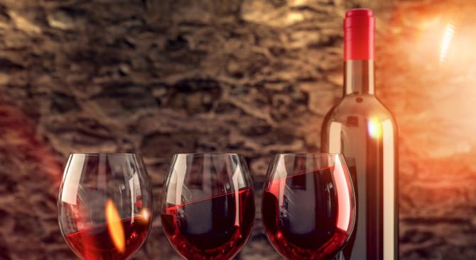 Ефектът от чаша червено вино е същият като от тренировка