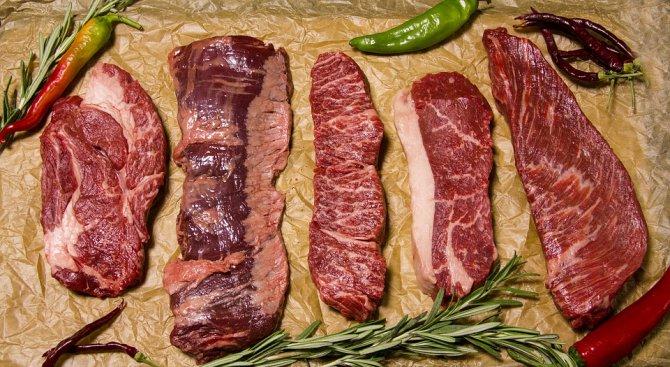 Конфискуваха 21 тона развалено месо