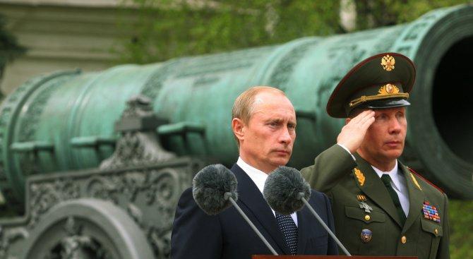 Путин: Армията да нарасне на 1, 9 млн. души